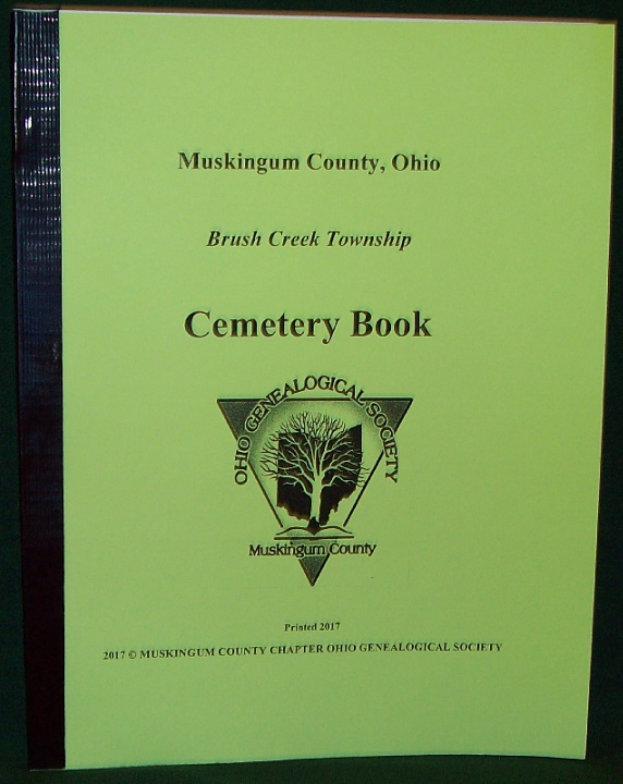 CEMETERY BOOK - Brush Creek Township, Muskingum